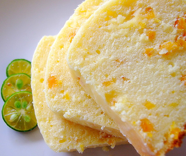 Lemon Lime Cream Cheese Pound Cake | Flickr - Photo Sharing!
