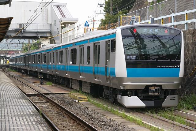 E233系1000番台ウラ102編成 - クハE232-1002側