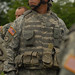 Small photo of The Adjutant General of Iowa observes training