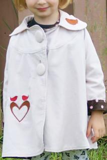 Meg DMK coat post