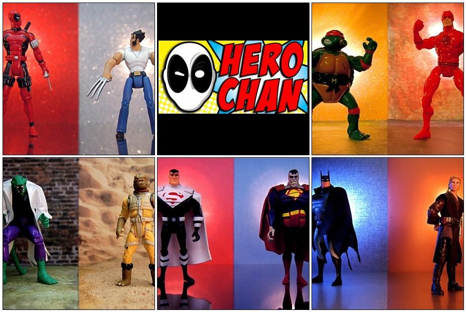 Hero Chan Duels