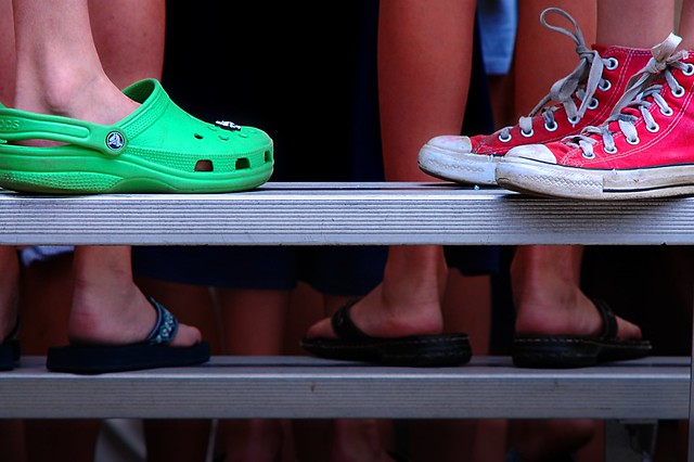 Crocs Shoe Sizing For Women