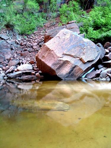 Emerald Pool, Zion NP