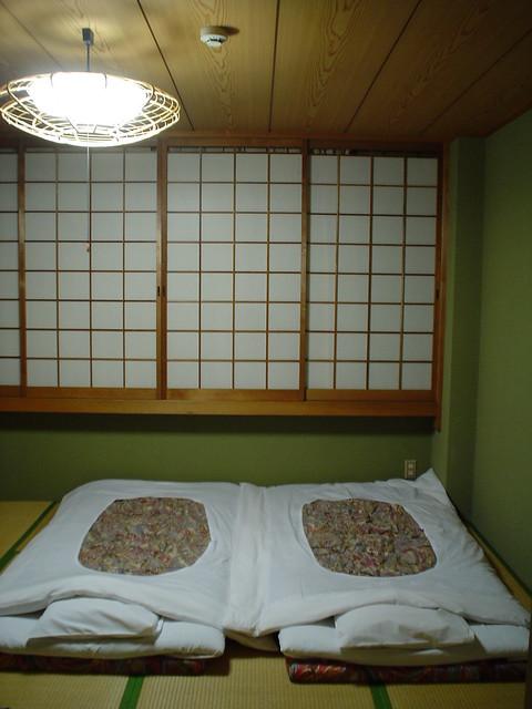 Japanische Betten westliche futon betten und das japanische original