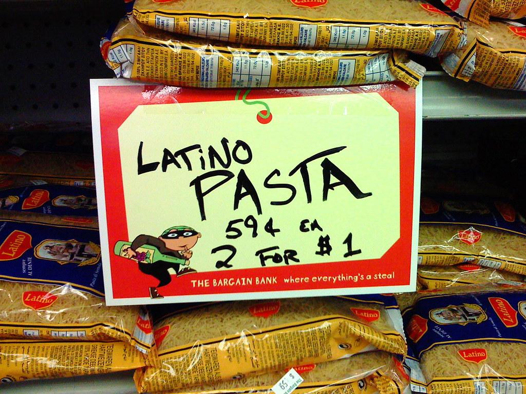 Latino Pasta