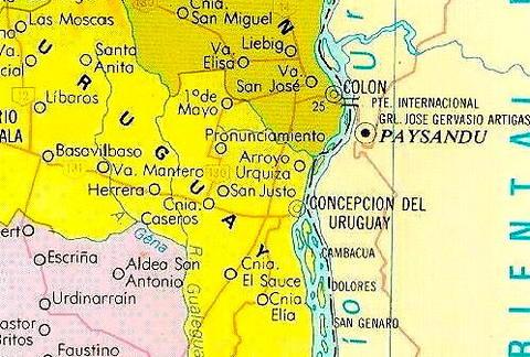 Colon Entre Rios Argentina