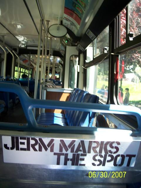 Jerm Marks The Spot
