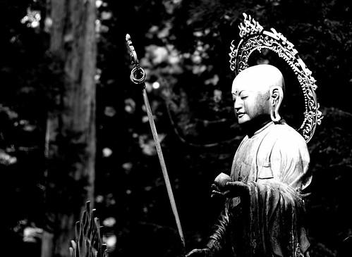 奧の院  地藏菩薩 Ksitigarbha Bodhisattva @ Okunion (Mausoleum of Kôbô Daishi)