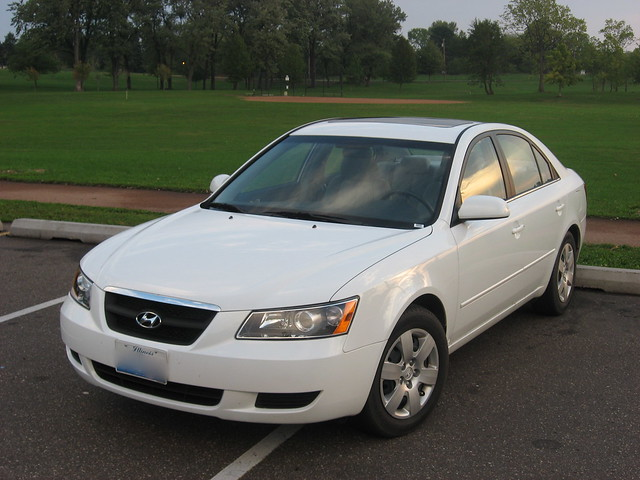 2008 Hyundai Sonata 1