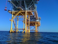drilling rig, jackup rig, offshore drilling, oil field,