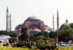 1997.06 TURQUIE - ISTANBUL - Sainte Sophie