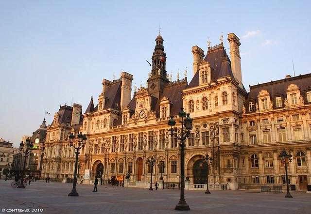 Hôtel de Ville (París, Francia)