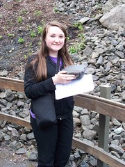 Letterboxing on the Olympic Discovery Trail by Carissa Bonham