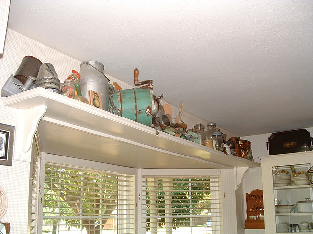 Display Shelf Over Bay Window Flickr Photo Sharing