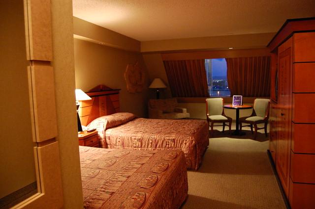 Luxor Hotel Standard Room