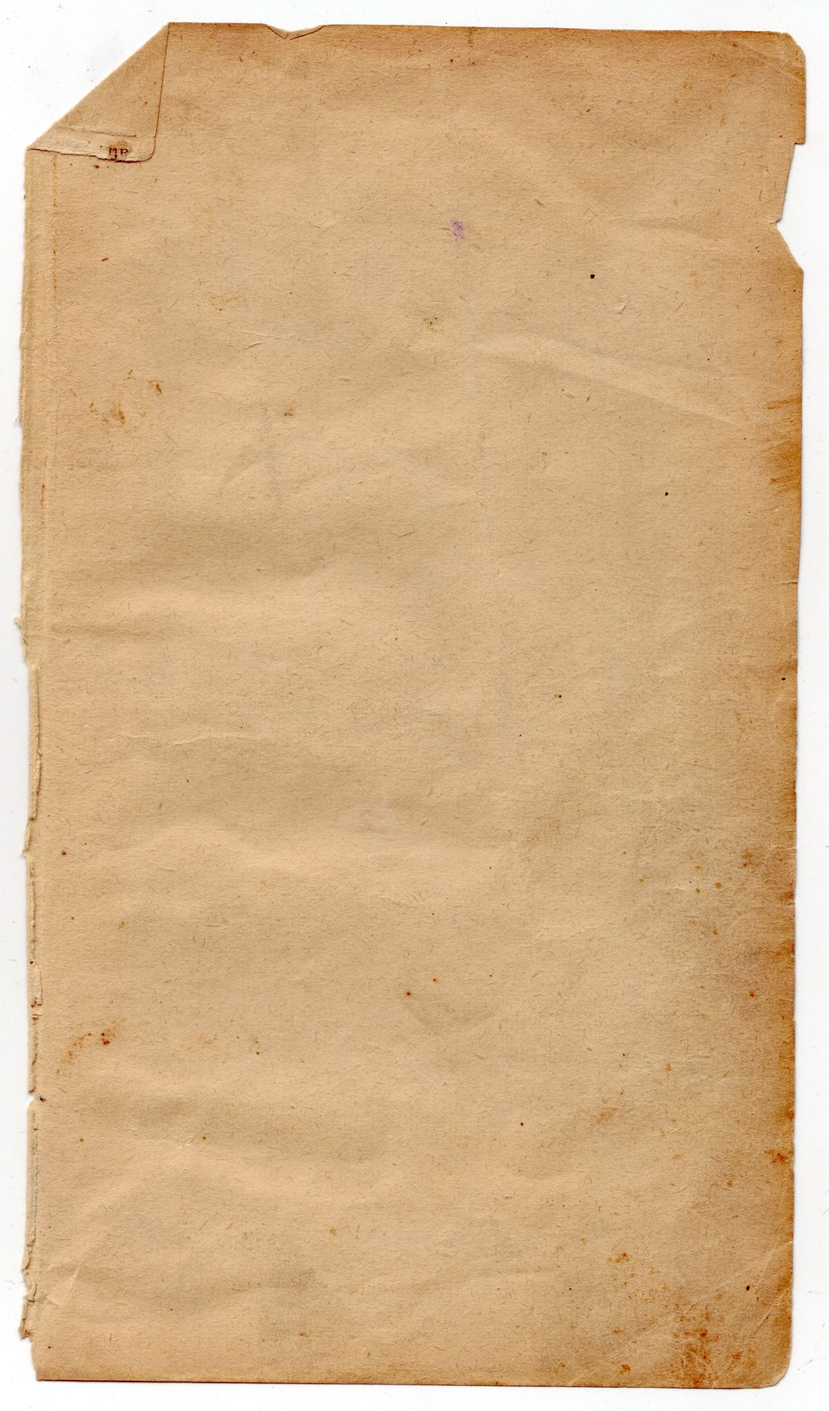 Old Blank Piece of Paper | Since blank pages are amongst ...
