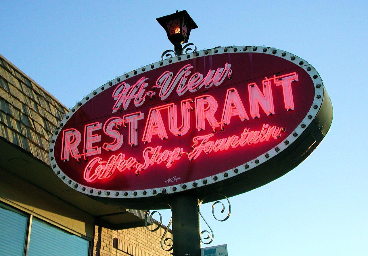 Hi-View Restaurant