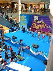 My School Rocks! at Plaza Singapura