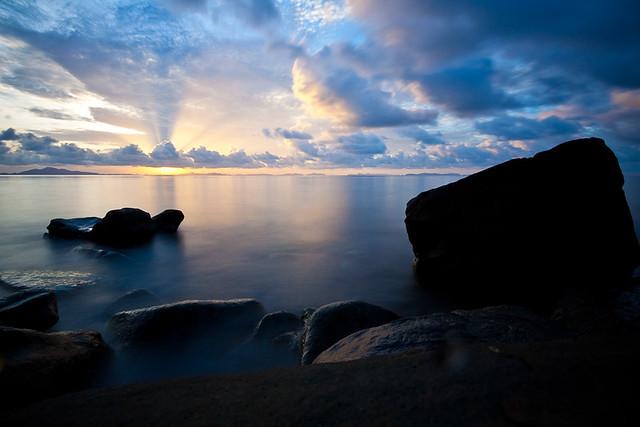 Sunshine, Ko Phi Phi, Ao Poh