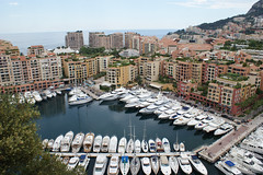 Fontaineville Harbour, Monaco