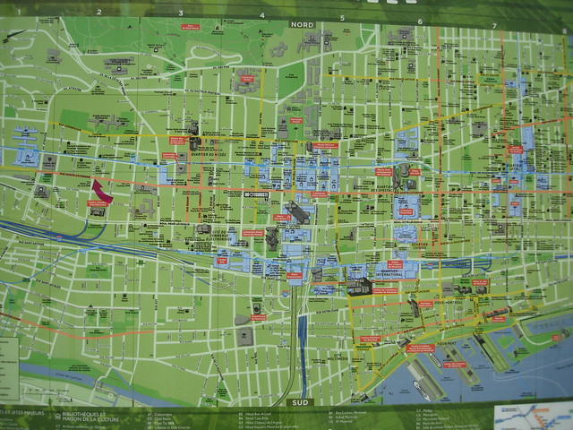 Montreal Sightseeing Attractions Related Keywords and Suggestions – Montreal Tourist Attractions Map