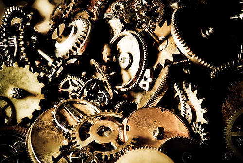Stacked Focus Cogs