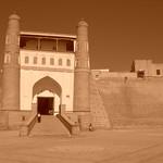 Bukhara's Ark - Bukhara, Uzbekistan