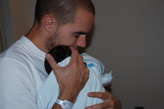 bonding with your newborn