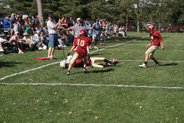 Lincoln midget football agree with