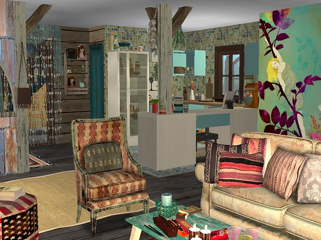 Sims 2 Decorated House Explore Sparksfall 39 S Photos On