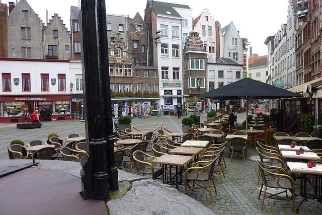264 - Antwerpen, Anvers, Amberes