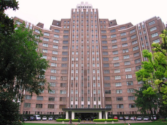 Maoming China  city photos gallery : Grosvenor House Maoming Road Shanghai, China a photo on ...