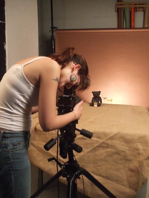 making of :), Fujifilm FinePix Z2