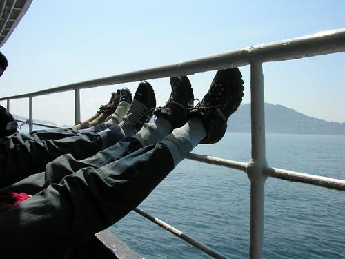 Isztambuli hajókázás