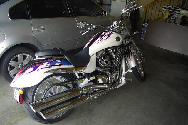 Ducati Monster Toy Model