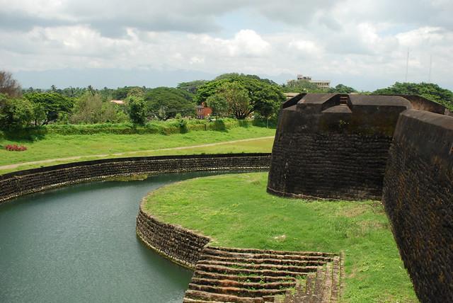 Fort at Palakkad