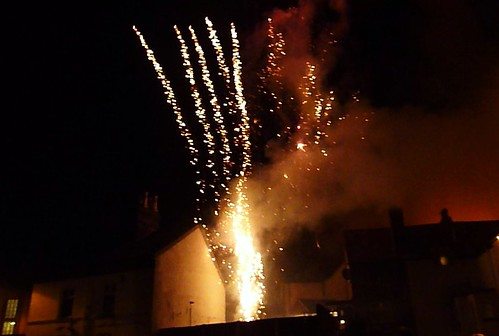 The Plough Epic Fireworks Display - November 2009