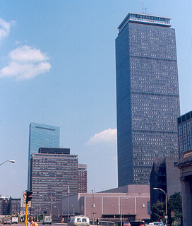 Boston - John Hancock and Prudential Towers