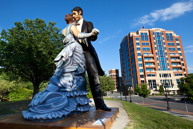 Seward Johnson Sculpture Walking Tour - Albany, NY - 10, Jun - 32