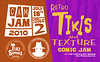 CAM-JAM 2010 #2 logo
