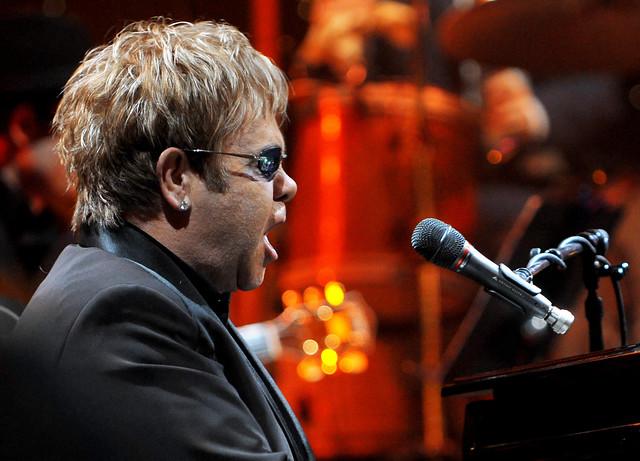 Sir Elton John | Flick...