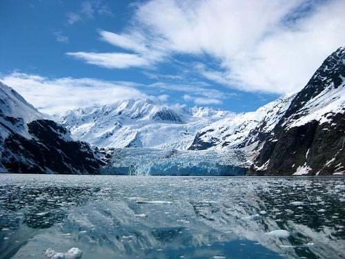 全球冰河正逐漸消融中。(來源:Jiuguang Wang)