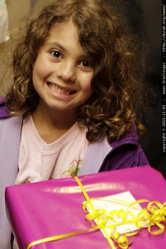 becca bearing gifts