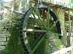 Squire Boone Mill Waterwheel