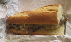 sandwich, bread, baked goods, ciabatta, bã¡nh mã¬, food, dish, cheesesteak, cuisine, baguette,
