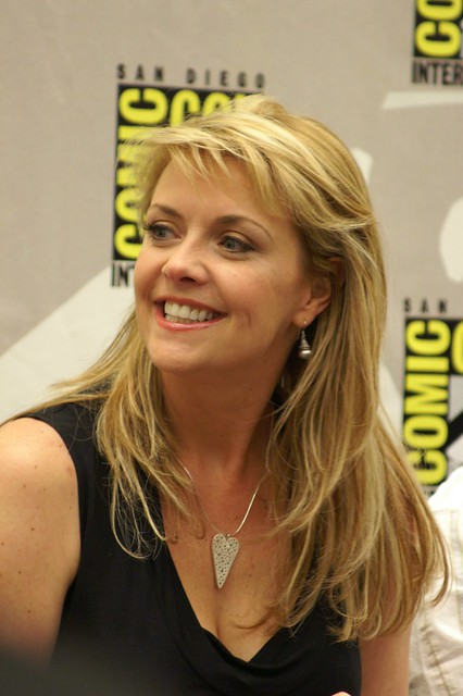 Amanda Tapping | Flickr - Photo...
