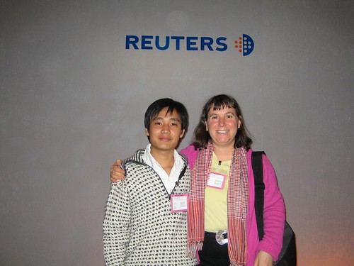 Tharum and Beth Kanter