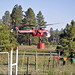 Small photo of Schultz Fire Air Support - Sikorsky CH54B