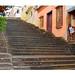 Woman on Steps, Santiago de Cuba