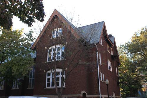 Grace Episcopal Church Memorial Hall